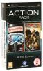 "Action Pack: Игра ""Shaun White Snowboarding"" + игра ""Prince of Persia: Rival Swords"" Системные требования: Платформа Sony PSP инфо 6988o."
